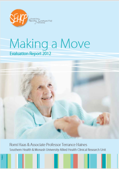 making a move eval report
